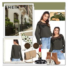 """""""SHEIN CONTEST"""" by melisa-j ❤ liked on Polyvore"""