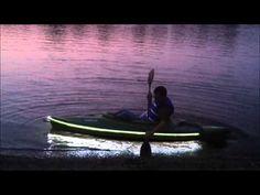 Kayak Accessories - Pimp my kayak - Kayak Sherpa Sea Fishing, Kayak Fishing, Fishing Tips, Kayak Lights, Lake Toys, Recreational Kayak, Kayaking Tips, Kayak Rack, Kayak Accessories
