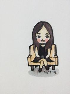 "[Fanart] Sandara Park arrives at the Korea Night ""K-Beauty & Fun"" event. #SandaraOnShowtime #sandara #dara #2NE1 #yg"