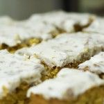 Carrot Cake by Pioneer Woman.  This looks almost identical to the one I've made for eons ... I'll have to compare!