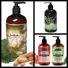 DIY Wen shampoo and conditioner and Wen Dupe.