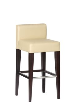 Simplicity - modern bar stool by Klose. #KloseFurniture #RestaurantFurniture #barstool