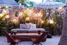 Luuma - a new cocktail lounge in Isla Holbox