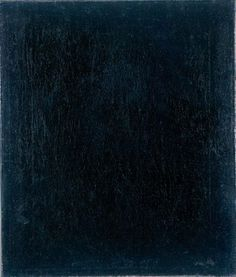 Alexander Rodchenko - Pure Blue Colour (Part of Triptych 'Death of Painting' (1921)