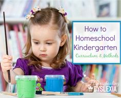Homeschooling in Kindergarten is simply a natural progression of a lifestyle of learning at home.