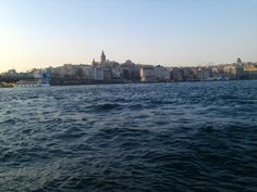 The Galata Tower and Golden Horn