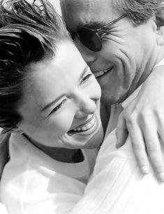 Annette Bening & Warren Beauty