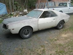343 And A Go Pac: 1968 AMX - http://barnfinds.com/343-and-a-go-pac-1968-amx/