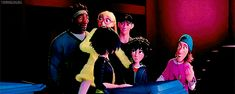 """Don Hall (Director): """"The heart of any hero is selflessness, and in our movie it's epitomized by Tadashi, Hiro's brother and his creation Baymax. I guess that for me is what makes the perfect hero, Disney or otherwise."""" 