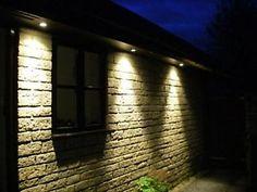 Recessed lighting around the house garage Hexagon Brass Recessed Spot Light   Spot lights  Recessed  . Exterior Recessed Lighting Spacing. Home Design Ideas