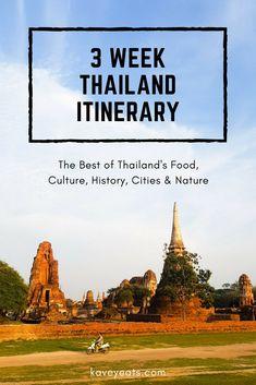 Ayutthaya - 3 Week Thailand Itinerary