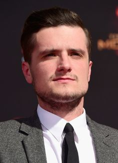 Josh Hutcherson The Hunger Games: Mockingjay Part 2 Ceremony at TCL Chinese Theatre on October 31, 2015