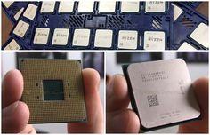 Seperti Ini Bentuk Processor AMD Ryzen