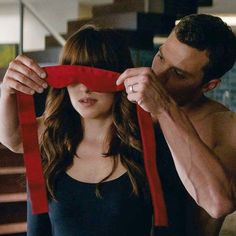 """3,581 Likes, 10 Comments - Fifty Shades Trilogy (@fiftyshades_trilogy) on Instagram: """"Ready to play, Mrs. Grey? #FiftyShadesFreed -- #fiftyshadesmovie #fiftyshadestrilogy #JamieDornan…"""""""