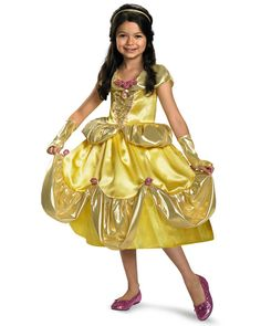 Cheap Disney Belle Shimmer Costume For Girls On Black Friday 2013 November  29 This Is Best Buy And Special Discount Disney Belle Shimmer Costume For  Girls ...