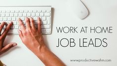This week's work at home jobs roundup includes customer service positions for big names like Amazon.com and the Home Shopping Network (HSN) as well as non-phone jobs like writing, curating content and providing email and live-chat support. Check it out!