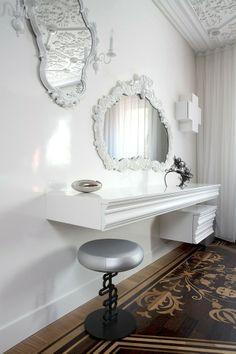 table de toilette maison de luxe marcel wanders
