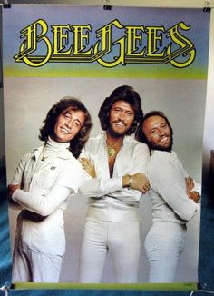 Bee Gees. There will NEVER be another group like them. LEGENDS:)