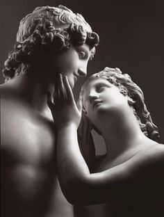Antonio Canova, Adonis and Venus, detail