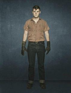 Evan Peters as Jimmy Darling