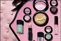 2014 MAC MAKEUP COLLECTION | mac glamour daze holiday 2014 collection for ladies