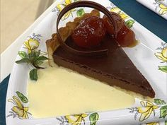 Recetas | Tarta fondant de chocolate | Utilisima.com