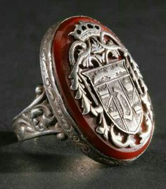 Goth:  The #Undead ~ Actor Bela Lugosi's #Dracula ring.