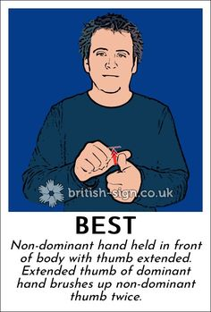 Learn how to sign Bsl Dictionary and other signs in British Sign Language with the BSL dictionary.