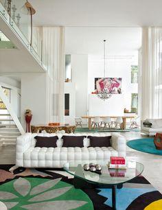 Design huis - Voor meer interieur inspiratie kijk ook eens op http://www.wonenonline.nl/