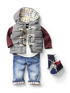 Baby Clothing: Baby Girl Clothing: we love these baby boy new arrivals   Gap