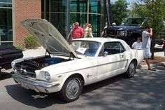 64.5 Ford Mustang  | Car photo