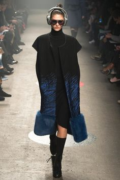Tracy Reese, Autumn/Winter 2015/2016