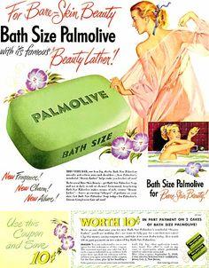Palmolive Soap. 1949