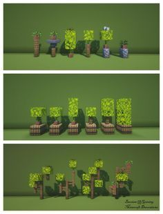 Interior Plants Variety Default Texture Pack with BSL+ Shaders) – DetailCra… - Minecraft World Cute Minecraft Houses, Minecraft Farm, Minecraft House Tutorials, Minecraft Plans, Amazing Minecraft, Minecraft House Designs, Minecraft Construction, Minecraft Tutorial, Minecraft Crafts