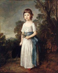 Thomas Gainsborough - Master John Heathcote, 1770
