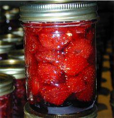 La confiture de fraises à l'ancienne