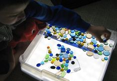 A light table can make almost any activity more visually stimulating. Teach Preschool guest Cynthia Tanguay shares a tutorial to make your own. Pinned by SPD Blogger Network. For more sensory-related pins, see http://pinterest.com/spdbn
