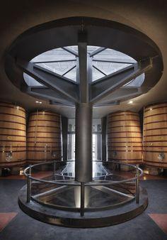 O. Fournier Winery / Bórmida & Yanzón
