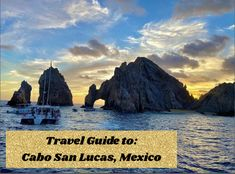 The Ultimate Travel Guide to: Cabo San Lucas, Mexico! Cabo San Lucas Mexico, Cata, Ultimate Travel, Mexico Travel, Travel Guide, Cruise, United States, California, Mountains