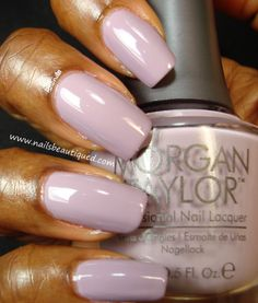 Morgan Taylor Nail Lacquer, Wish You Were Here   Nails Beautiqued