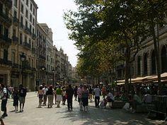 Portal de l'Àngel - Barcelona (Catalunya)