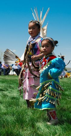 Teaching children the Native traditions keeps the culture alive through generations to come!