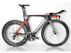 2014 Phantom II Full Carbon Time Trial Bike. Shimano Ultegra. Stradalli 50-85mm Carbon Wheels.