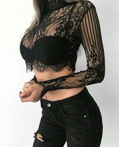 November 18 2019 at fashion-inspo Fashion Mode, Dark Fashion, Gothic Fashion, Womens Fashion, Minimalist Fashion, Edgy Outfits, Cool Outfits, Fashion Outfits, Fashion Clothes