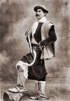 Diário de um Gaúcho Grosso: GAÚCHOS DE ANTIGAMENTE, ANO DE 1900