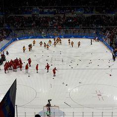 Russia wins