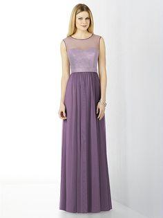 After Six Bridesmaids Style 6726 http://www.dessy.com/dresses/bridesmaid/6726/#.VXdiOpNViko