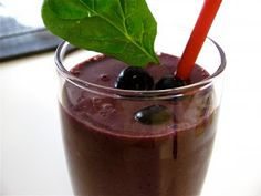 Amazing Superfood Smoothie!