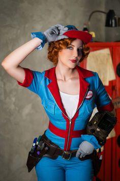 Fallout 4 - Mechanic by Eugenia (niamash) - Album on Imgur