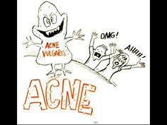 A doctor is touching on acne, for adults and teenagers alike, in his latest animated lecture for Canadians online.
